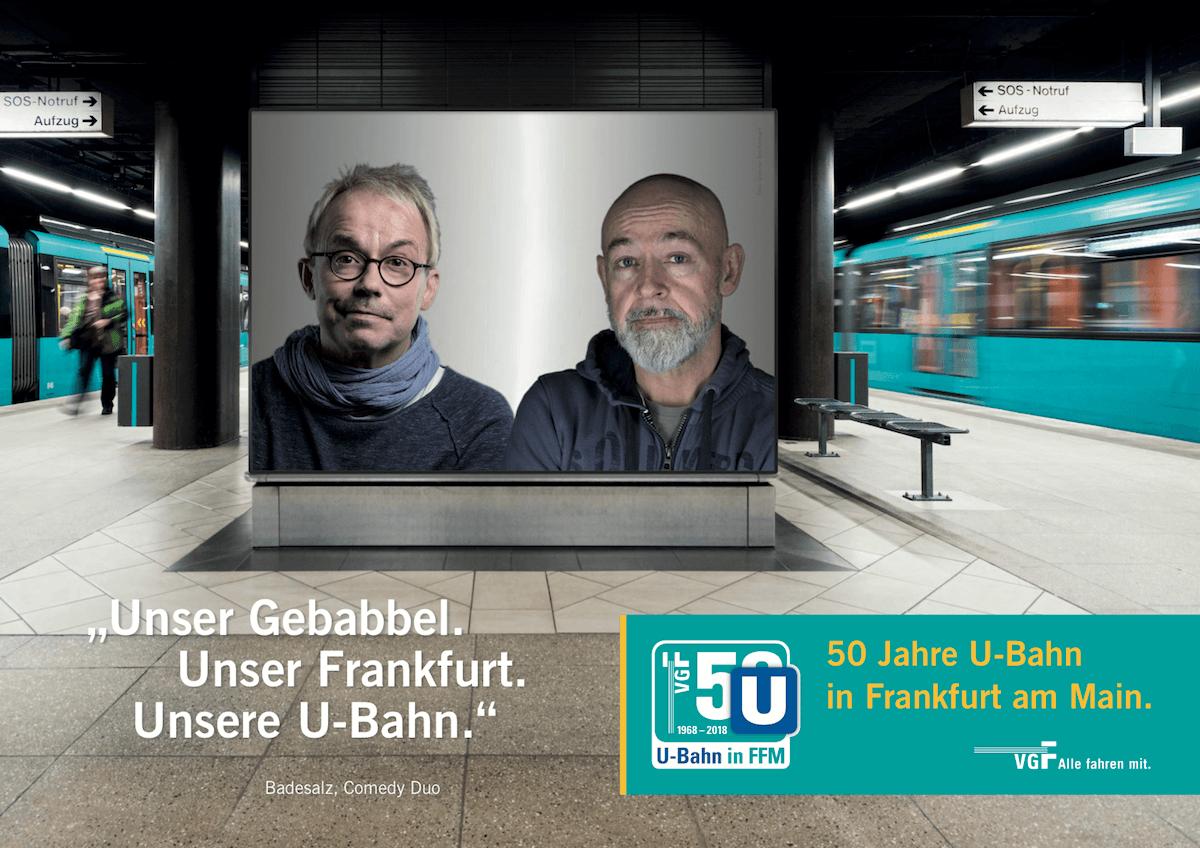 50 jahre u bahn frankfurt verkehrsgesellschaft frankfurt am main mbh. Black Bedroom Furniture Sets. Home Design Ideas